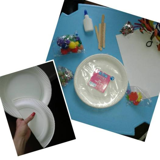 paper plate crafts for children