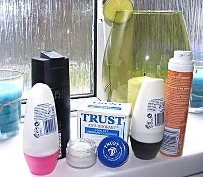 trust the best deodorant for body odour