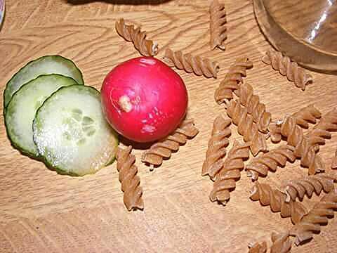 salad jar ingredients