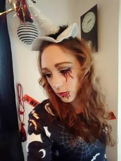 Halloweenmakup