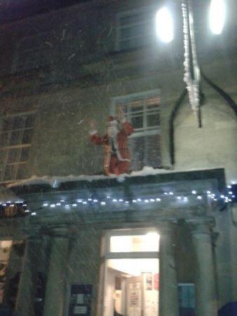 Christmas traditions santa