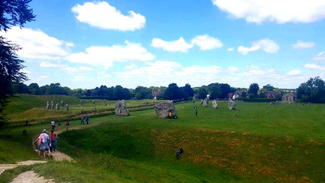Avebury Ancient  stones