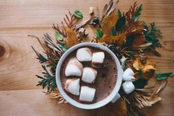 Autumn bucket list Hotchoc
