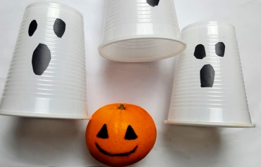 GhostBowling-Cups