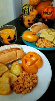 HalloweenDinner-Dinner