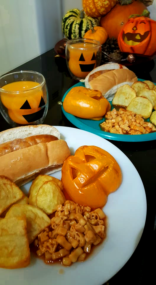 Halloween food