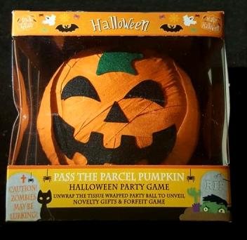 HalloweenHaul-PassTheParcel