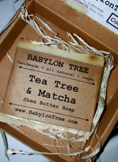 Babylon Tree winter skincare