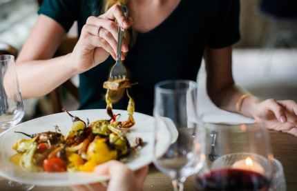 Dating-Dinner