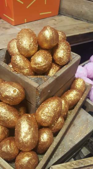 lush easter range lush golden egg
