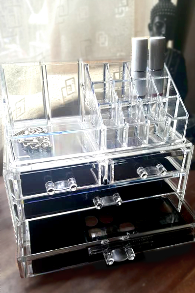 BirthdayGiftsAcrylicMakeupDrawers