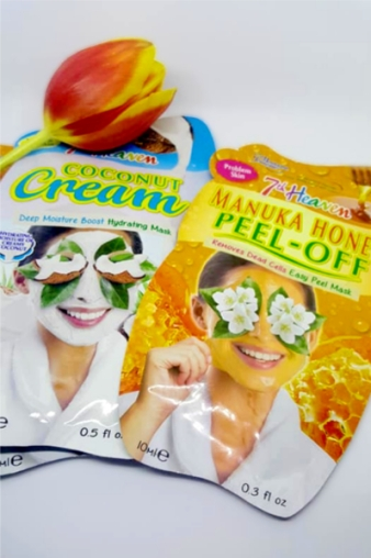 perfect pamper face mask