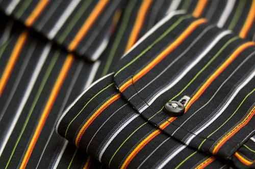 Pinstripe fashion