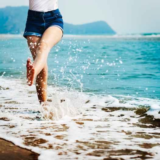 Summer skin care for oily skin