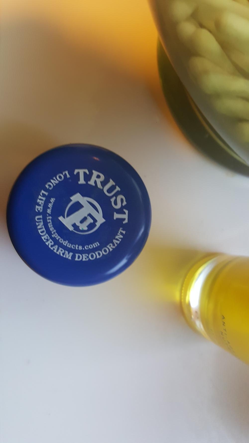 Smellcontroldeodorant