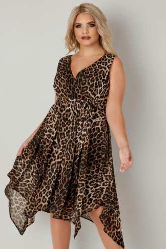 Black_Tan_Leopard_Print_Wrap_Dress_With_Hanky_Hem_136308_27f9