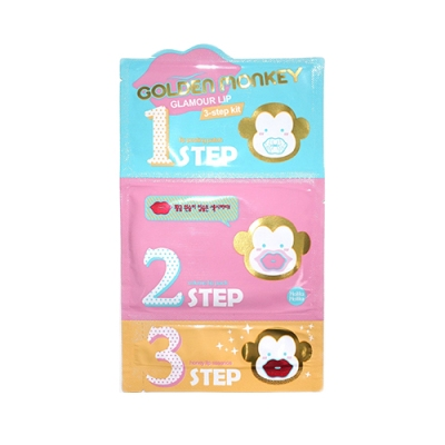 holika-holika-golden-monkey-glamour-lip-3-step-kit-2