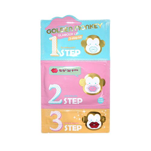 holika-holika-golden-monkey-glamour-lip-3-step-kit-2