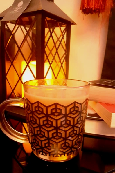 AutumnGoodness-glass-geometric-mug-autumn-home-decor