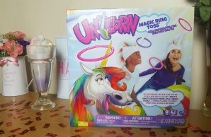 Unicorn Christmas gift