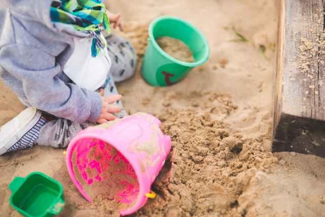 buckets and spades summer fun 2019