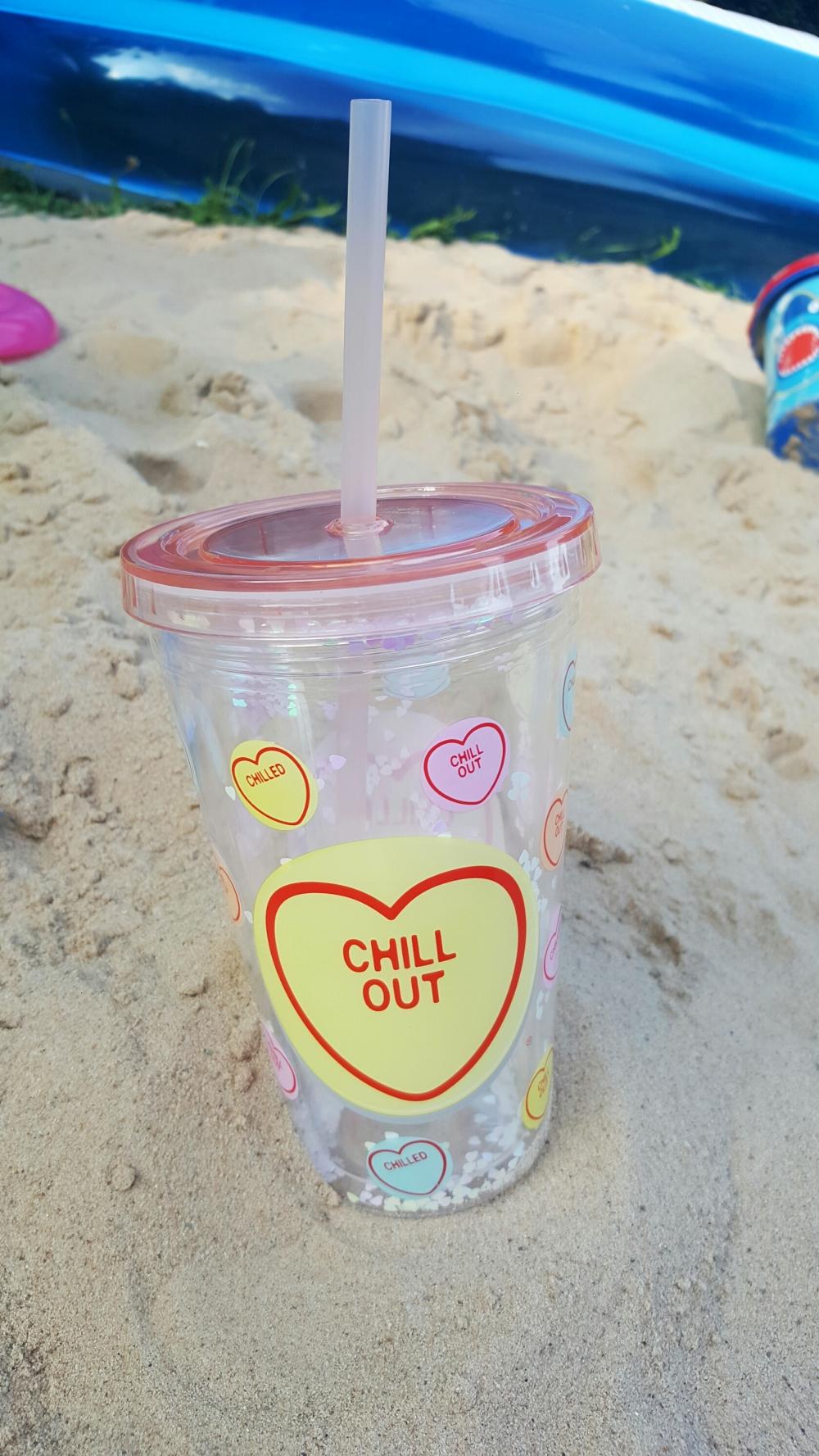 love heart cup Swizzels sweets #MySwizzelsSummer
