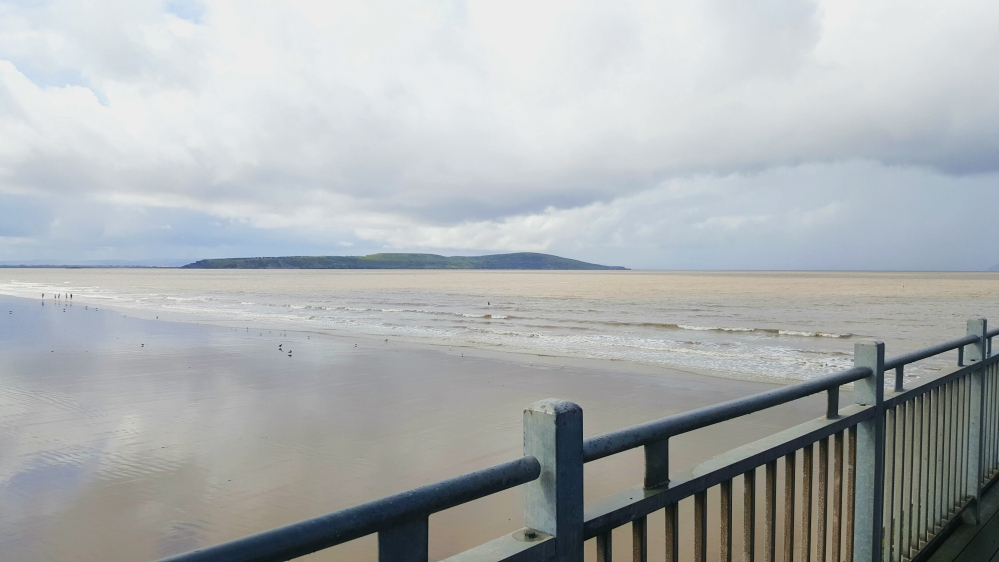 Weston super mare views
