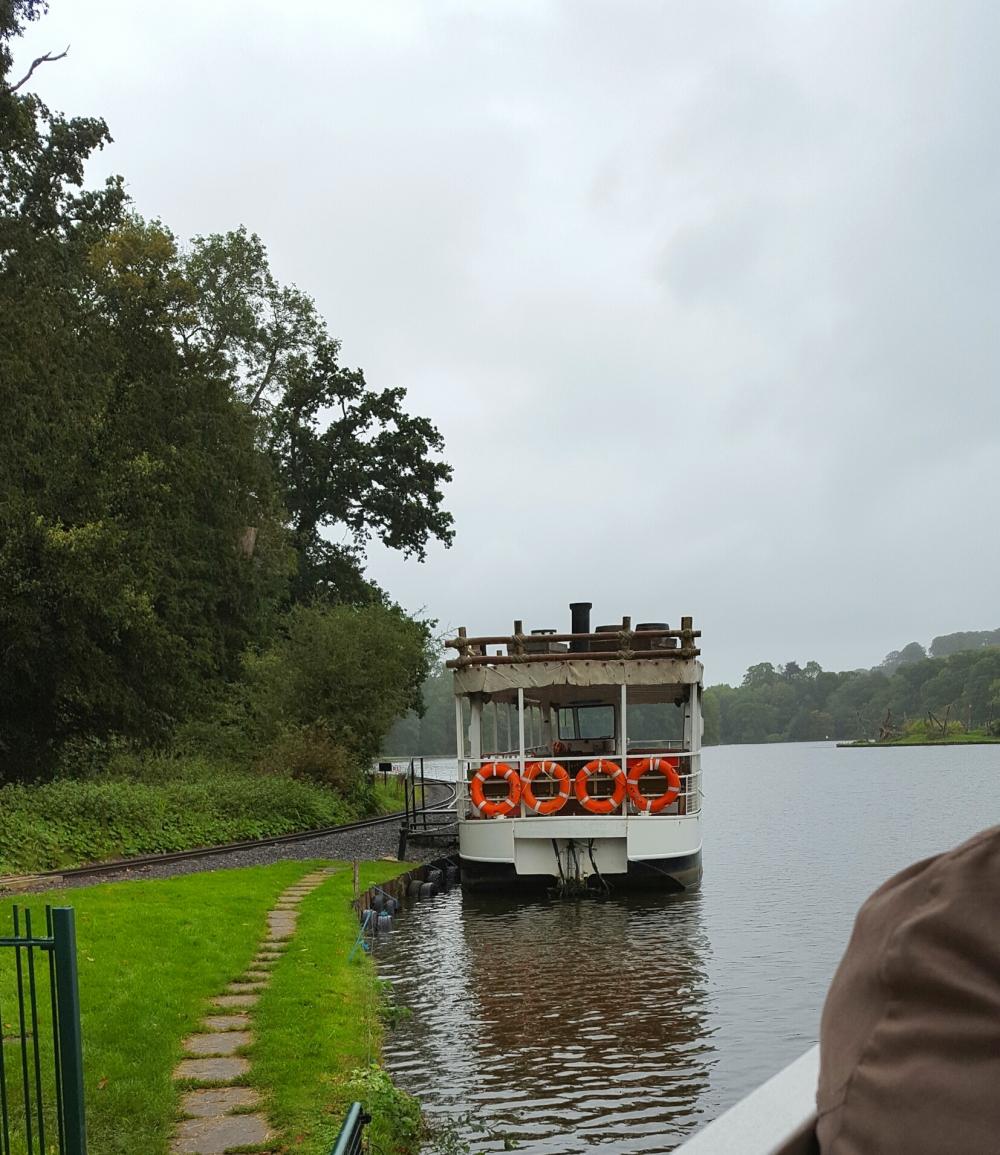 longleat boat