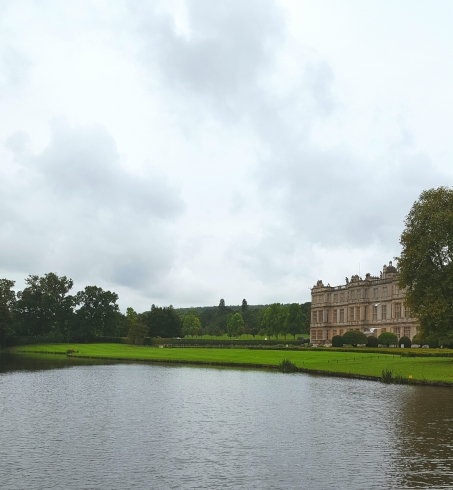 longleat house from river
