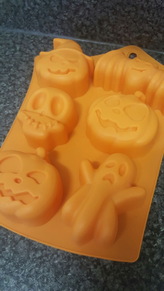 Halloween mould